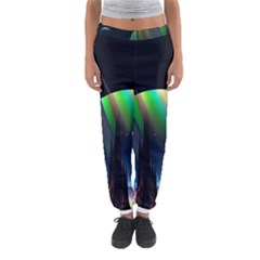 Planets In Space Stars Women s Jogger Sweatpants