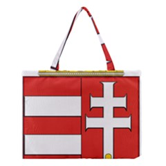 Medieval Coat Of Arms Of Hungary  Medium Tote Bag
