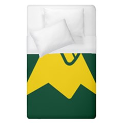 Flag Of Biei, Hokkaido, Japan Duvet Cover (single Size)