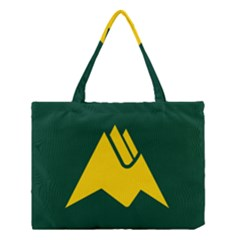 Flag of Biei, Hokkaido, Japan Medium Tote Bag
