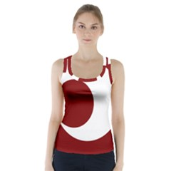 Flag Of Kumamoto Prefecture Racer Back Sports Top