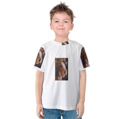 Airedale Terrier Kids  Cotton Tee