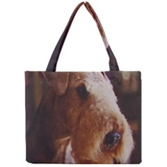 Airedale Terrier Mini Tote Bag