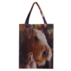 Airedale Terrier Classic Tote Bag