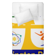 Flag Of Huntington Beach, California Duvet Cover Double Side (single Size)