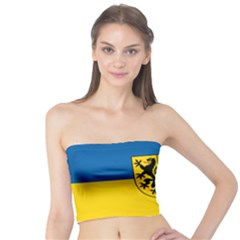 Flag Of Leipzig Tube Top