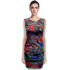 Tornado  Classic Sleeveless Midi Dress