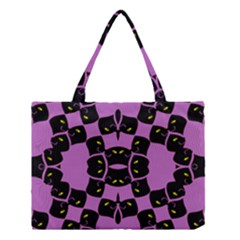 Flower Of Life Medium Tote Bag