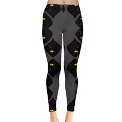 Holistic Wine Leggings