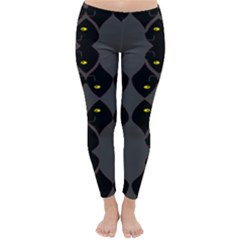 Holistic Wine Winter Leggings