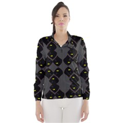 Holistic Wine Wind Breaker (Women)