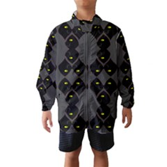 Holistic Wine Wind Breaker (Kids)
