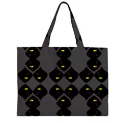 Holistic Wine Zipper Large Tote Bag