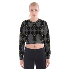 Holistic Wine Women s Cropped Sweatshirt