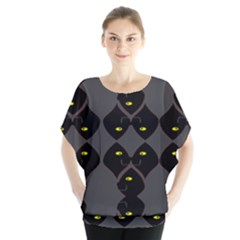 Holistic Wine Blouse