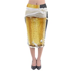 Beer 1 Midi Pencil Skirt