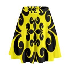 Mass Unite High Waist Skirt