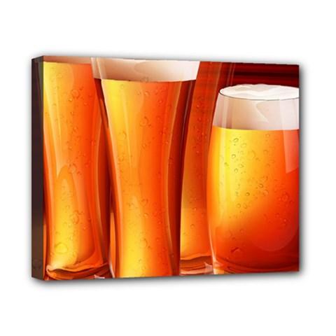 Beer Wallpaper Wide Canvas 10  X 8