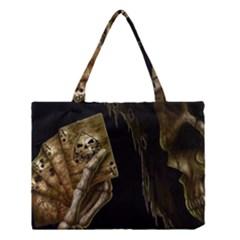 Cart A Medium Tote Bag