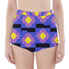 FREIND High-Waisted Bikini Bottoms