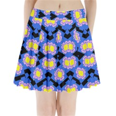 ANCIEND SEED Pleated Mini Skirt