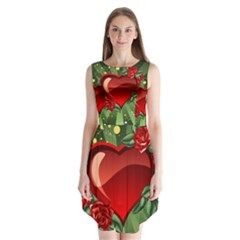 Cool Boy Wallpaper Sleeveless Chiffon Dress