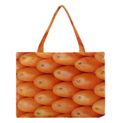 Orange Fruit Medium Tote Bag