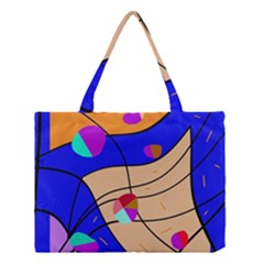 Decorative abstract art Medium Tote Bag