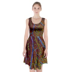 Neurobiology Racerback Midi Dress