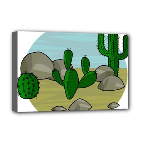Desert Deluxe Canvas 18  x 12