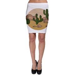 Desert 2 Bodycon Skirt