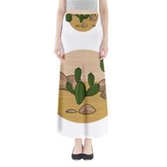 Desert 2 Maxi Skirts