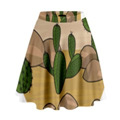 Desert 2 High Waist Skirt