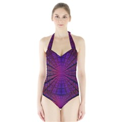 Matrix Halter Swimsuit