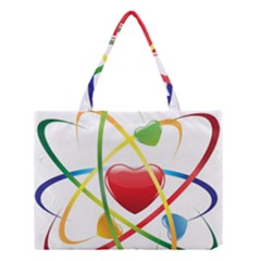 Love Medium Tote Bag