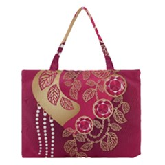 Love Heart Medium Tote Bag