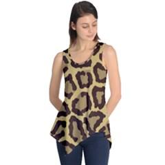 Leopard Sleeveless Tunic
