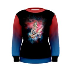 Lady Space Women s Sweatshirt