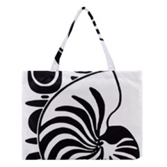 Emblem Of New Caledonia Medium Tote Bag