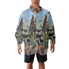Japanese Art Painting Fantasy Wind Breaker (Kids)