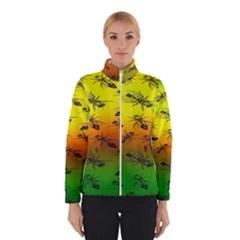 Insect Pattern Winterwear
