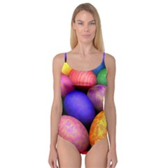 Easter Egg Camisole Leotard