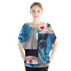 Holliwood Face Painting Blouse