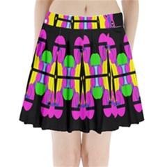 NEIGE Pleated Mini Skirt