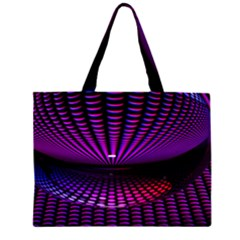 Glass Ball Texture Abstract Large Tote Bag