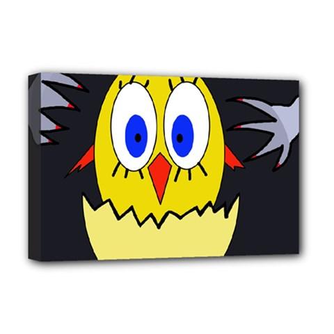 Chicken Deluxe Canvas 18  x 12