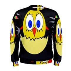 Chicken Men s Sweatshirt