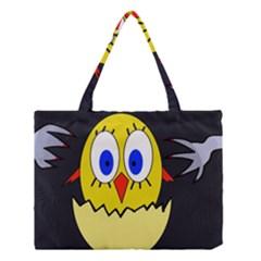 Chicken Medium Tote Bag