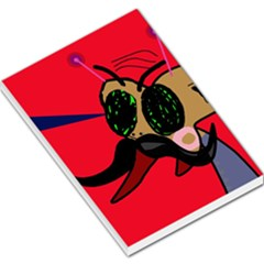Mr Fly Large Memo Pads