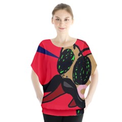 Mr Fly Blouse